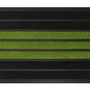 Коврик в прихожую Torino Yesil Siyah 45×75