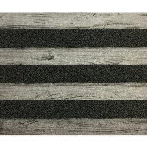 Коврик в прихожую Woody Gri 45×75