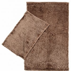 Набор ковриков в ванную Lilo Brown 40×60|60×100