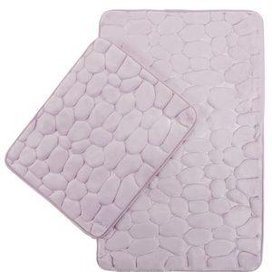 Набор ковриков в ванную Samos Lila Tas 40×50|50×80