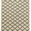 купить Набор ковриков в ванную Solo Krem Gri Geometri (IZ-2200000544865) 42368