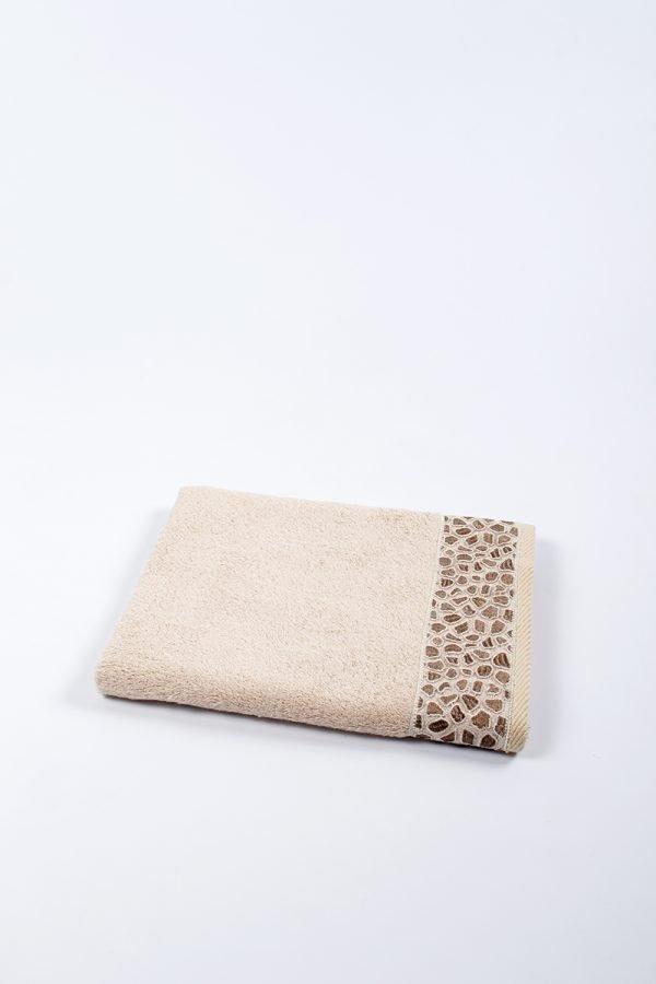 купить Полотенце бамбуковое Maxstyle - Leopar (8332)