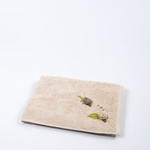 Полотенце бамбуковое Maxstyle – Luna beg 50×90