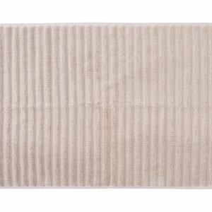 Полотенце для ног Irya — Crimp bej 50×70