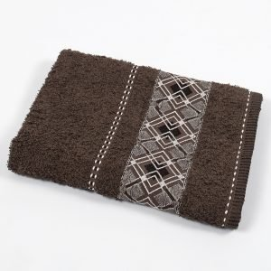 купить Полотенце махровое Binnur - Vip Cotton 07 brown (sv-svt-2000022205122-v)