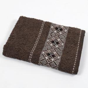 Полотенце махровое Binnur – Vip Cotton 07 brown
