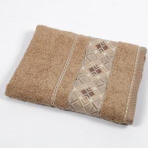 купить Полотенце махровое Binnur - Vip Cotton 07 cofe (sv-svt-2000022205115-v)