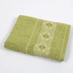 Полотенце махровое Binnur – Vip Cotton 07 green