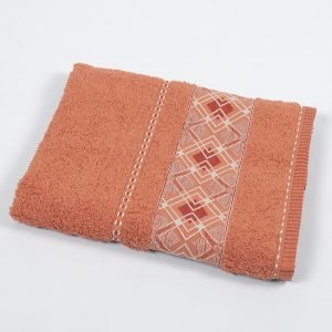 купить Полотенце махровое Binnur - Vip Cotton 07 orange (sv-svt-2000022205153-v)
