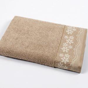 купить Полотенце махровое Binnur - Vip Cotton 11 beg (sv-svt-2000022205252-v)