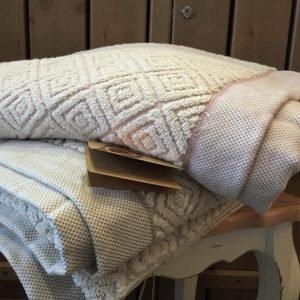 Полотенце махровое Buldans – Knidos brown