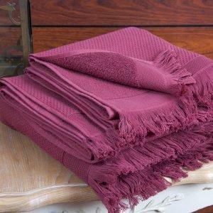 Полотенце махровое Buldans – Siena Sour Cherry