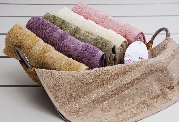 купить Полотенце махровое Cestepe - Kelebek Cotton (2000008484978)