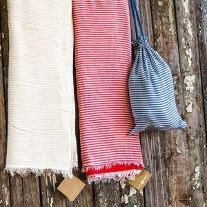 Полотенце пляжное Buldans – Trendy bej 90×150