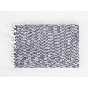 Полотенце пляжное Irya — Ilgin gri 90×170