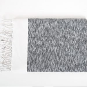 Полотенце пляжное Irya — Sare gri 90×170