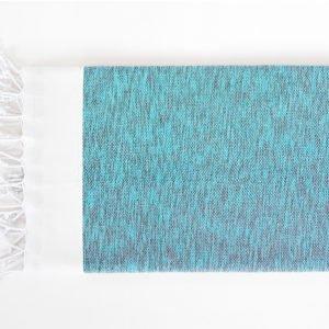 Полотенце пляжное Irya — Sare mavi 90×170