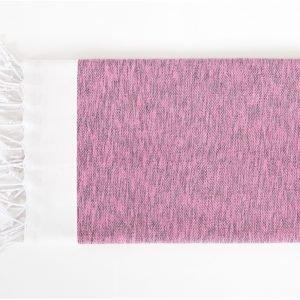 Полотенце пляжное Irya — Sare pembe 90×170