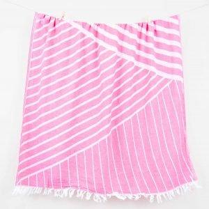 купить Полотенце Barine Pestemal - Cross Pink (2000022171014)