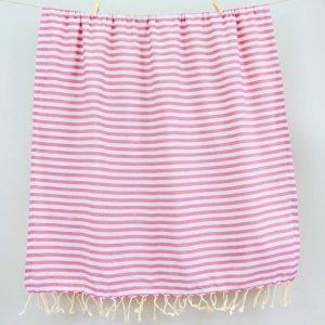 купить Полотенце Barine Pestemal - Herringbone Flamingo-mint (2000022173773)