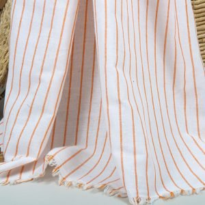 Полотенце Barine Pestemal — Linea Orange 90×170