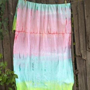 Полотенце Barine Pestemal — Rainbow Candy Shop 90×170
