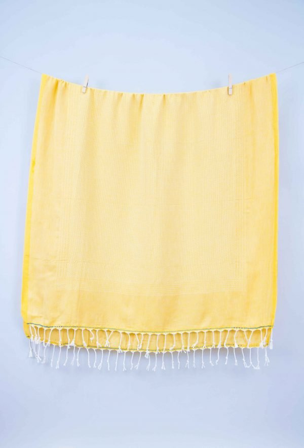купить Полотенце Barine Pestemal - Tan Saffron (2000022170925)