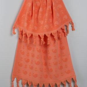 купить Полотенце Barine - Whale papaya (svt-2000022213561)