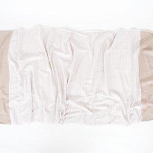 Полотенце Irya — Alaz bej 90×170