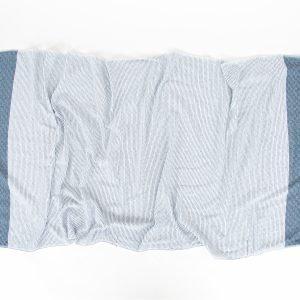 Полотенце Irya — Alaz mavi 90×170