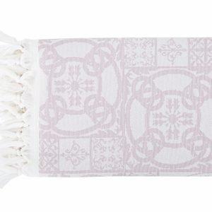 Полотенце Irya – Odeon lila 90×170