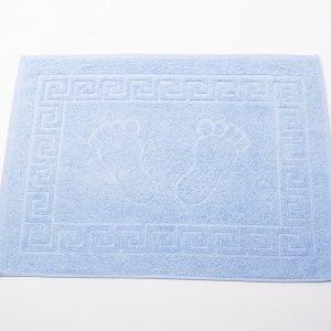 Полотенце Lotus Отель — для ног Голубой 50×70