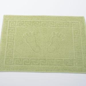 Полотенце Lotus Отель — для ног Зеленый 50×70