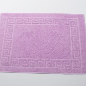 Полотенце Lotus Отель — для ног Лиловый 50×70
