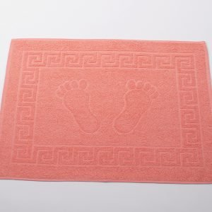 Полотенце Lotus Отель — для ног Оранжевый 50×70