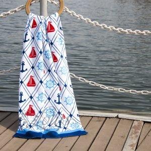 Полотенце Lotus пляжное – Anchorage 75×150