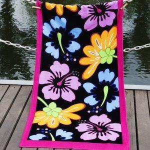 Полотенце Lotus пляжное — Grace 75×150