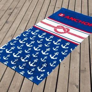 Полотенце Lotus пляжное – Knot 75×150