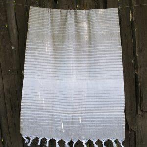 Полотенце Lotus Pestemal – Beige 11 Micro stripe 75×150