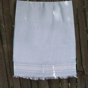 Полотенце Lotus Pestemal – Blue 12 Simple stripe 75×150