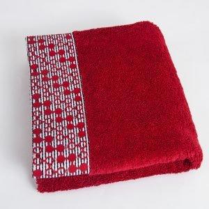 Полотенце Shamrock – Lykia red 50×90