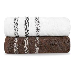 Полотенце Shamrock – Niobe white 50×90