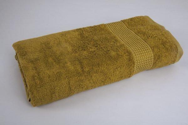 Полотенце TAC – Bamboo Mascon green 70×140
