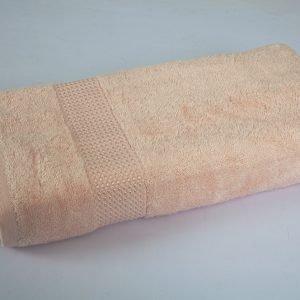 Полотенце TAC — Bamboo Mascon pink 70×140