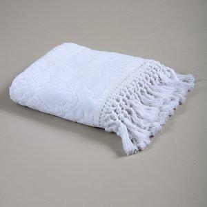 Полотенце TAC – Dupont white 70×140