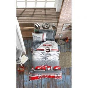 Постельное белье Пике Cotton Box Redcar Kirmizi 160×220