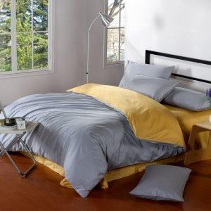 купить Постельное белье ТМ Bella Villa Сатин B-0110 Евро комплект