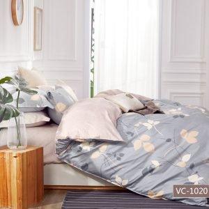 Постельное белье ТМ Bella Villa Сатин B-0147 160×220 (2 шт)