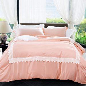 Постельное белье ТМ Bella Villa Тенсел T-0001 200×220