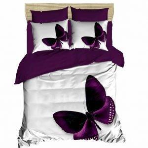 купить Постельное белье ТМ Lighthouse Ранфорс 3D Purple Dream (IZ-2200000547750)